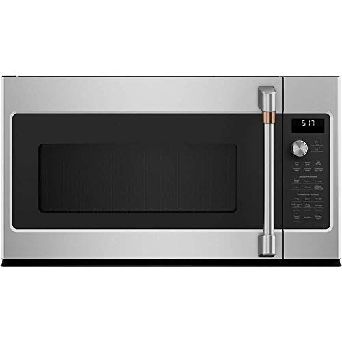 Lowest Price! Cafe Stainless Steel Convection Over-the-Range Microwave Oven