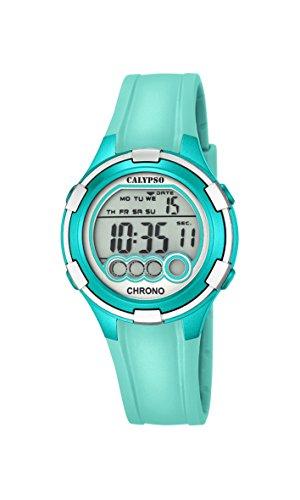 Calypso Damen-Armbanduhr Digital Quarz Plastik K5692/7
