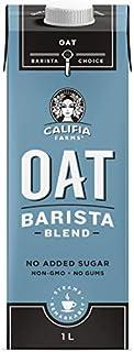 Califia Farms Oat Barista Blend 6 x 1L