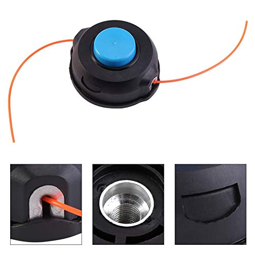 Why Should You Buy Cabina home String Trimmer Auto Head W/Trimmer Line for Husqvarna T25 966674401 5...