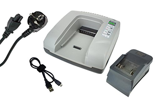 PowerSmart® Cargador para Bosch GBH 36 V-Li, GBH 36 VF-Li, GBH 36...