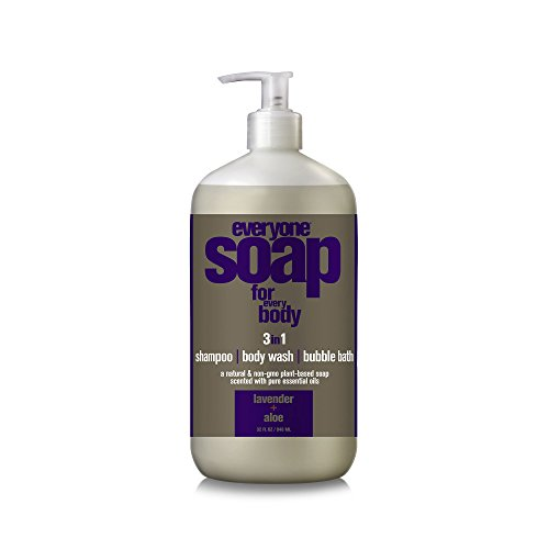 everyone 3 in 1 Soap - Lavender and Aloe