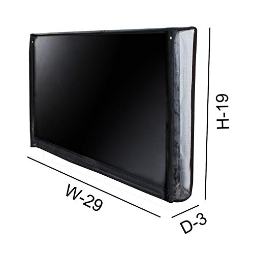 Glassiano LED TV Cover for Sanyo 32 inches XT-32S7100F Full HD LED...