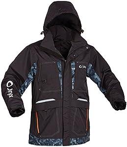 Onyx Men's Thunder Rage Rain Jacket, Black