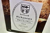 白ワイン ドメーヌ・スクラヴォス/ヴァン・ブラン・ド・ターブル アリシミスト 3000ml [2019]