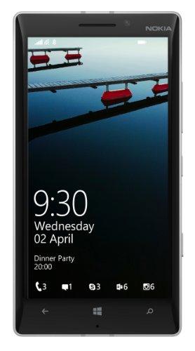 Nokia Lumia 930 12,7 cm (5') 2 GB 32 GB SIM singola 4G Arancione 2420 mAh