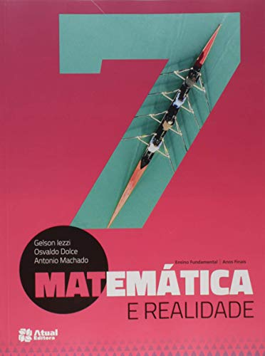 Matemática e realidade - 7º Ano