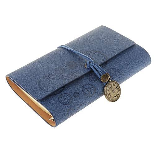 1 und Cuadernos de Notas Taladros Perforadoras de Papel Blocs para Gráficos Datos Formularios Registros Manuscritos - Azul