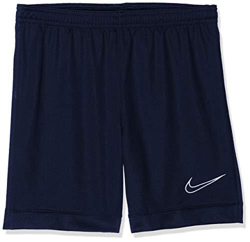 Nike B NK Dry ACDMY Short K Sport Garçon, Obsidian/Obsidian/(White), FR (Taille Fabricant : XS)