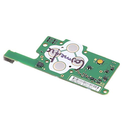 Libertroy Left Motherboard PCB Module Main Board for Nintend Switch Controller for Switch NS Joy-con Game Console - Green