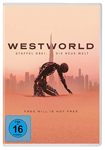 Westworld - Staffel drei: Die neue Welt [3 DVDs]