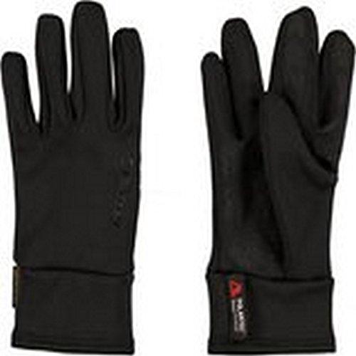 Ziener Isalus Touch handschoenen, heren, zwart, 8.5