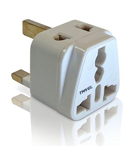 Tmvel Universal International Power Adapter Plug Tip Converter