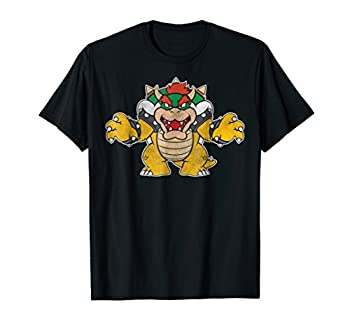 Nintendo Super Mario Bowser Coming For You Graphic T-Shirt T-Shirt