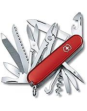 Victorinox zakmes Handyman (24 functies, combinatietang, houtbeitel, metaalzaag) rood
