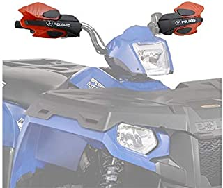 Polaris Handguards- Red