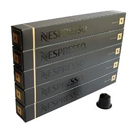Nespresso Ristretto Coffee Pod 50 Capsules