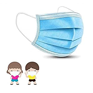HOME KOKO LOOK 50 Mascherine Chirurgiche Bambini Colorate BFE>=98% Mascherina Monouso Tipo IIR Dispositivo Medico Mascherine Made in ITALY Certificate CE Conformi EN 14683:2019