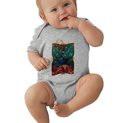 ShixiaoCC Opeth Sorceress Infant Short-Sleeve Onesies Bodysuit Baby Boys Girl