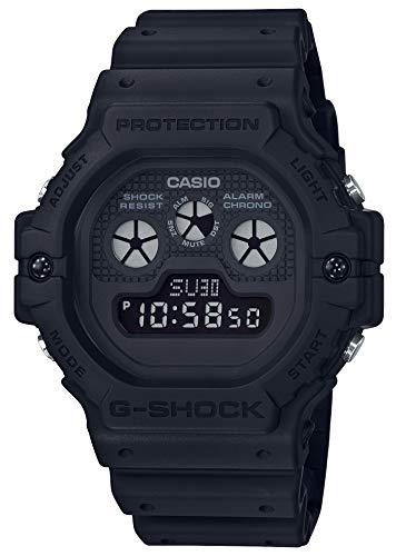 [カシオ] 腕時計 ジーショック G-SHOCK DW-5900BB-1JF メンズ ブラック