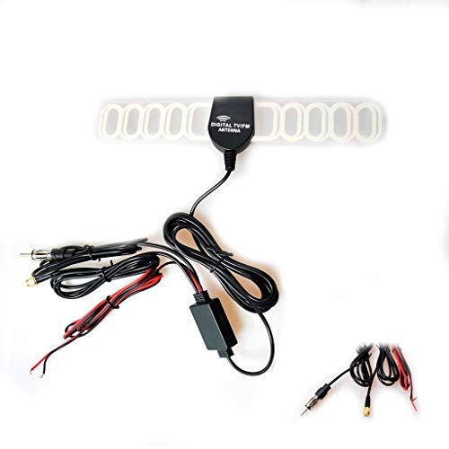Auto autoradio antenne versterker verbinder lijmantenne booster antennekabel