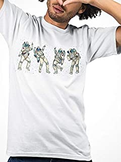 Fortnite Astronaut ATIQ T-Shirt for Men, L