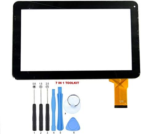 GR Touch Screen Digitizer Panel for IRulu eXPRO X11 10 1 Inch Tablet PC product image