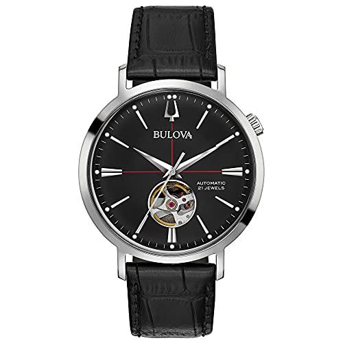 Bulova Relógio social (modelo: 96A201)