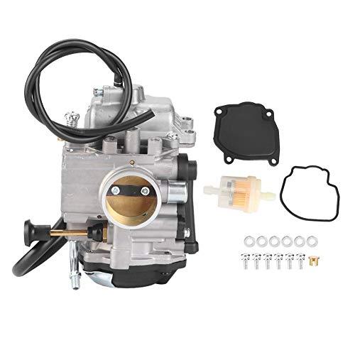 【𝐂𝒚𝐛𝐞𝐫 𝐌𝐨𝐧𝐝𝐚𝒚 𝐃𝐞𝐚𝐥𝐬】Carburador de carburador apto para Yamaha Bear Tracker 250 1999-2004 4XE141401200
