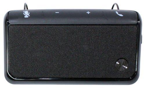 Motorola TX500 Universal Bluetooth In-Car Speakerphone - Black - Retail Packaging