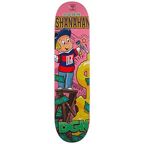 DGK Skateboards Deck Skateboards von Nothing Shanahan 8.06