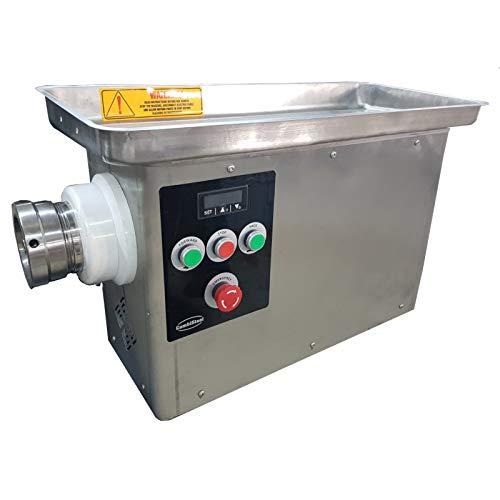 Picadora de carne refrigerada trifásica o monofásica – Combisteel – 400 kg monofásico 400 kg/h