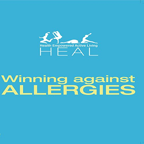 Winning Against Allergies audiobook cover art