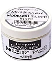 Stamperia Intl K3p38w Stamperia Modeling Paste 150ml-White