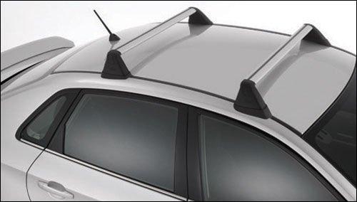 Subaru Crossbar Set for Impreza 2008-2011 WRX and STI 2008-2012