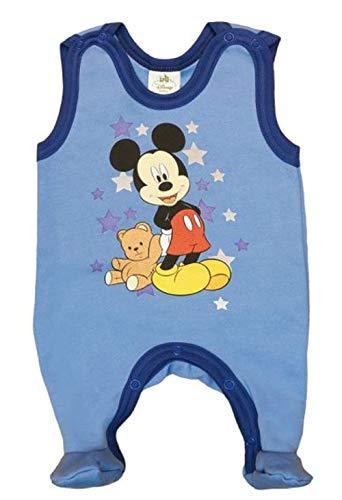 Kleines Kleid Mickey Mouse Strampler Warm Farbe Modell 3, Größe 56