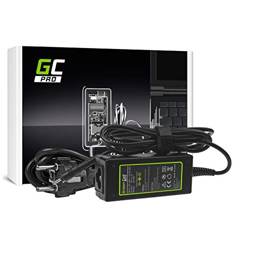 GC Pro Cargador para Portátil Samsung 530U NP530U3B NP530U3C 535U NP535U3C NP540U3C NP900X3C NP905S3G Ordenador Adaptador de Corriente (19V 2.1A 40W)