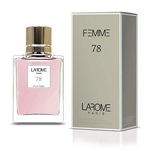 Perfume de Mujer LAROME (78F) 100 ml