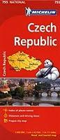 Michelin Czech Republic / Michelin Republique tcheque (Michelin Maps)