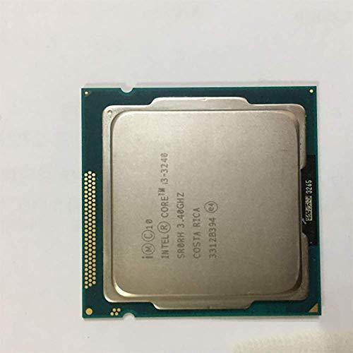 Accesorios De Computadora De Escritorio De Doble Núcleo I3-3240, Procesador De CPU De Escritorio a Granel