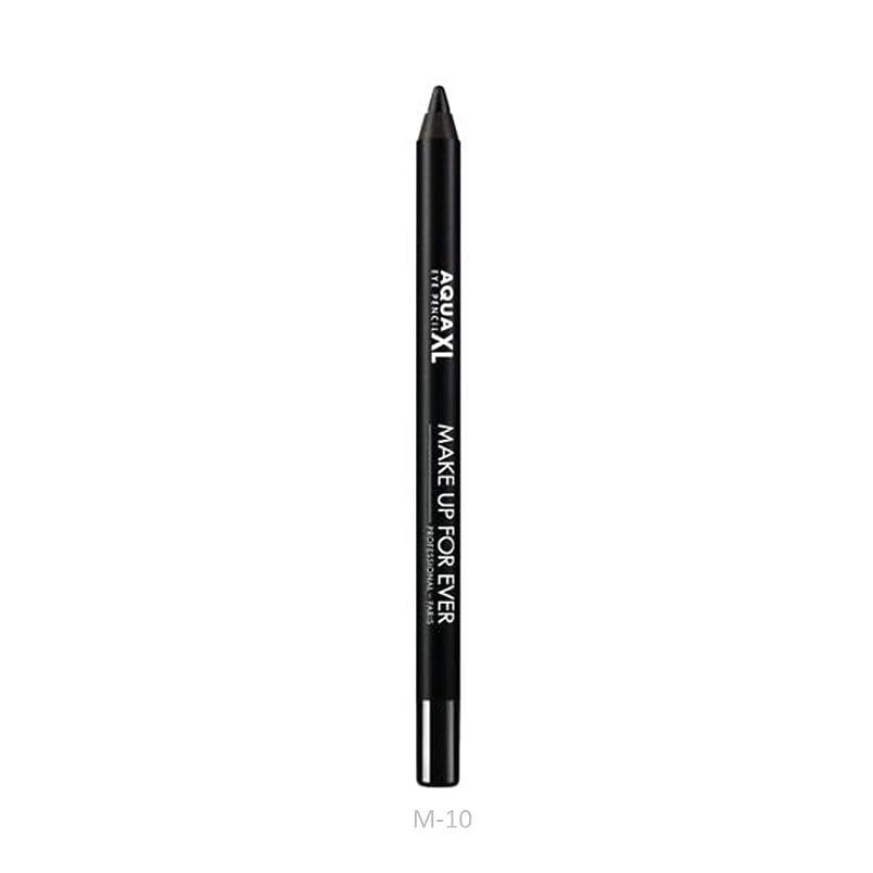 リレーミリメートルマニアメイクアップフォーエバー Aqua XL Extra Long Lasting Waterproof Eye Pencil - # M-10 (Matte Black) 1.2g/0.04oz並行輸入品