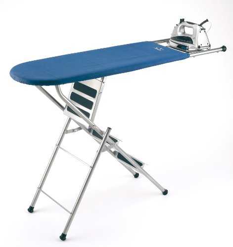 JATA Step Ladder Ironing Board with Rounded End by Jata