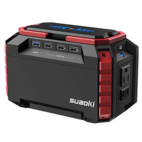 suaoki ポータブル電源 S270 40540mAh/150Wh 家庭用蓄電池 PSE認証済み 三つの充電方法 AC(150W) DC(180W) ...