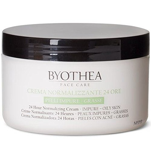 Normalizing Cream 24 Hours 200ml Face Care Byothea ® Willow Extract Mandelic Acid