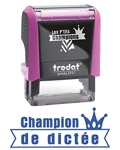 Trodat b14991.07die P 'Tits Champions Stempel Scolaire Champion 276,