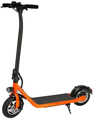RDJM Bici electrica Bicicletas eléctricas rápidas for adultos LED iluminación portátil E-Scooter...