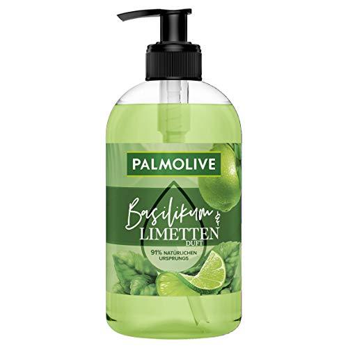 Palmolive Botanical Dreams Basilikum & Limette Flüssigseife, 6er Pack(6 x 500 ml)