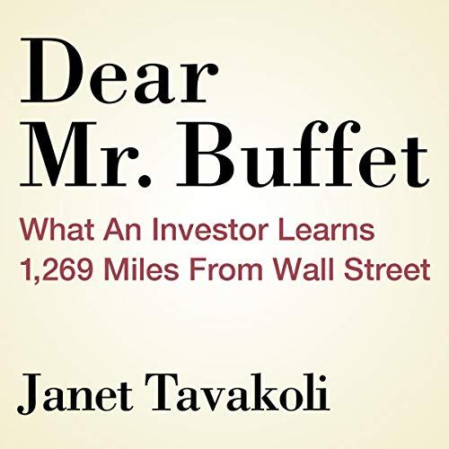 Dear Mr. Buffett cover art