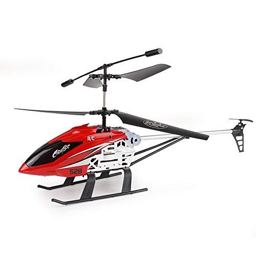 Lihgfw Ferngesteuertes Flugzeug, 2,4 GHz-Gyro-Fernbedienung Hubschrauber, Innen- und Außenflugzeug, USB-stabile Aufladung, leicht zu lernen und zu verwenden, Anfänger Jungen Spielzeug Flugzeuggeschenk