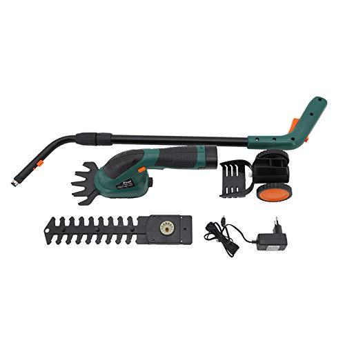 K99 7.2V Combinado cortadora de césped, Iones de Litio Recargable Desbrozadoras de Carreteras, la Herramienta del Cuidado del césped sin Hilos casero del Recorte del jardín,One Battery